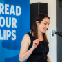 """Out of the Fog Host & CHHA-NL's Alison Butler Discuss """"Read Our Lips"""""""