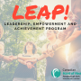 LEAP! Is Starting Soon (Ages 13-18)