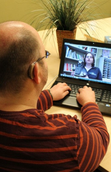 Connect ONLINE for Hearing Assistive Technology in NL